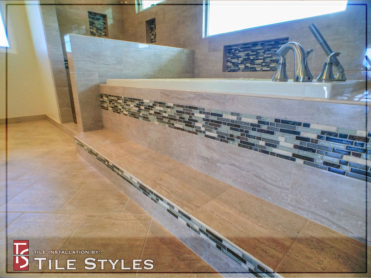 tile styles luxury bathroom